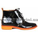Ботинки A1206-6613R-679 черный лак бот
