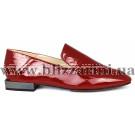 Туфли G417-T51-N545 коричневый лак туф