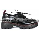 Туфли A1217-90D-N462 черный лак туф