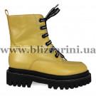Ботинки 1905-701D желтая кожа бот