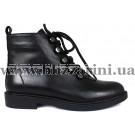 Ботинки H7127-565-227 черная кожа бот