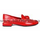 Туфли 18J703-03D-6509 красный лак туф