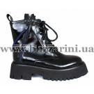 Ботинки LE77-01-NP512B черная масло кожа бот