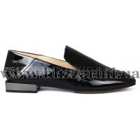 Туфли G417-T51-N548 черный лак туф
