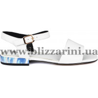 Сандалии Z240-60H-Y081T белая кожа л