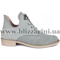 Ботинки 6002 119 серый нубук бот