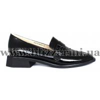 Туфли S702-03-N337A-9 черный лак туф
