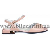 Сандалии 18J743-06L-1384 розовая кожа л
