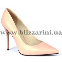 Туфли JH172-A1-J-YP306  розовая кожа  туф