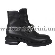 Ботинки 18J885-5503J-6365 черный кожа бот