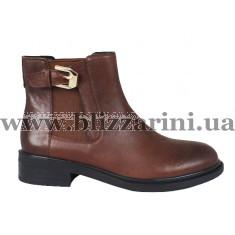 Ботинки H7415-571-Y039 коричневая кожа бот