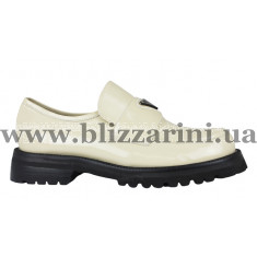 Туфли LD163-03-QP247TA бежевая масло кожа туф