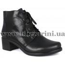 Ботинки 314 302 20-145 (БОЛ Р)  черная кожа  бот