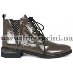 Ботинки 8E1322-YS5365-QP83B серый лак бот