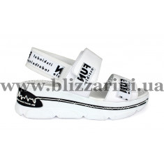 Босоніжки G229 EY-0190 B-014 S-040 (мал разм) белая кожа л