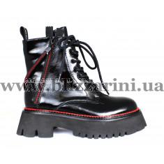 Ботинки LE77-01-NP512B2 черная масло кожа бот