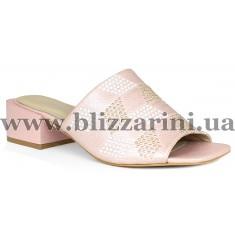 СабоСабо, шлепанцы 1324 2058  розовая кожа  л