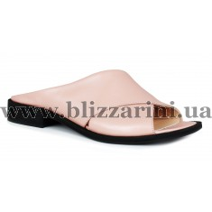 СабоСабо, шлепанцы 390 216  розовая кожа  л
