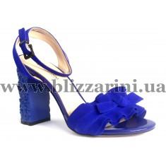 Босоніжки JH125-H1-MJ19  blue замш  л